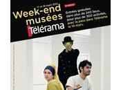 Télérama (week-end 17-18 Mars 2012): Pass gratuit pour personnes dans lieux d'arts France.