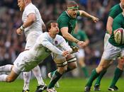l'Angleterre prend deuxième place écrasant l'Irlande