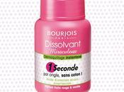 Revue Dissolvant Miraculeux Bourjois.