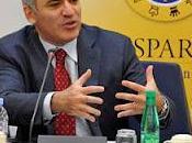 Echecs Education Garry Kasparov Paris mars