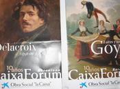 Barcelone: Delacroix -Goya