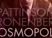 Poster officiel Cosmopolis avec Robert Pattinson