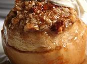 Pommes, crème brûlée tartes recettes semaine (S12/2012)