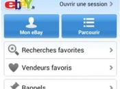 eBay jour Android