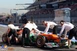 Force India poursuit Caterham Aerolab justice