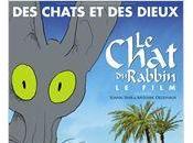 Chat rabbin Joann Sfar, Antoine Delesvaux (Animation juive, 2011)