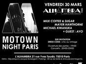 [Concours] Gagnez invitations pour soirée Motown l'Alhambra