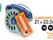 Brussels Design Market ouvre portes mois prochain!