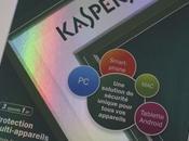 [Jeu-concours JDG] Kaspersky Universal Security gagner