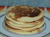 Pancake sans gluten.