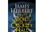 secret Crickley Hall James HERBERT