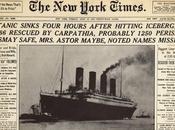 cent ans, Titanic…