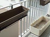 Derniers équipements pour balcon