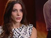 Interview d'Ashley Greene Paris [HD] VOstFR
