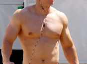 """Mark """"Musclor"""" Wahlberg tourne"""