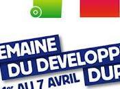 Semaine développement durable, avril 2012