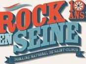 Rock Seine 2012, l'affiche complète
