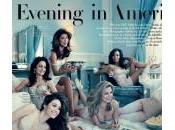 Vanity Fair Photoshoot Spécial Télévision, héroïnes préférées prennent pose
