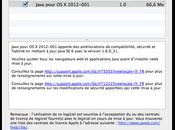Java jour version 1.6.0_31 pour