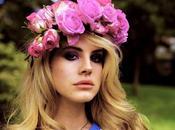 Photos célébrités avec lèvres Lana