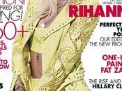 Rihanna magnifique dans Elle