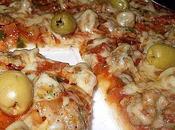 Pizza Poireaux Viande Hachée