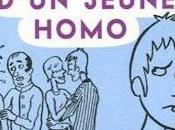 Vendredi lecture Dans peau d'un jeune Homo L'innocent Palerme
