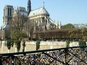 Paris ponts amoureux