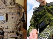tissus conductible pour uniformes militaires britanniques