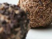 Mini meringues chocolat (anciennes tetes negre)