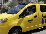 nouveaux taxis pour New-York