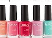 KIKO Makeup Milano Nail Lacquers