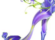 Michel Tcherevkoff: quand chaussures sont fleurs...!