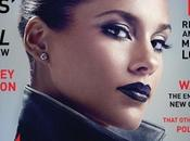Alicia Keys dans nouveau numéro VIBE