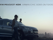 Peugeot 4008 urban chic goes outdoor