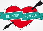 décalcomanie design Bernard Forever