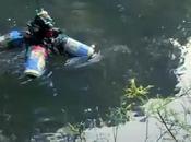 Omniboat robot LEGO pour naviguer