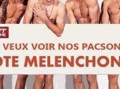 Cinq bonnes raisons pour voter Mélenchon