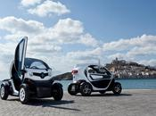 Renault Twizy biplace innovant peps