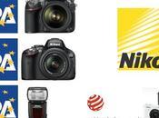 Nikon primé TIPA Awards 2012