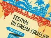 Festival Cinéma Israélien Paris, édition 2011