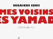 """Défi lecture """"image Japon"""" 3ème tome voisins Yamada"""