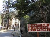 sanctuaire Notre Dame Fontaines, mars 2012