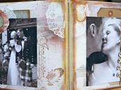 canvas home deco mini album