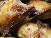 Samoussas poulet curry