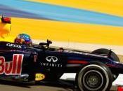 Vettel devant deux Lotus Bahreïn