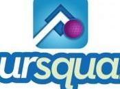 Foursquare, réseau social expert géolocalisation