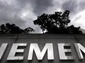 Siemens rabaisse prévisions pour 2012