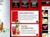L'application Atelier Cocktail
