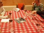 premier repas d'adieu Petite Auberge Ganzeville